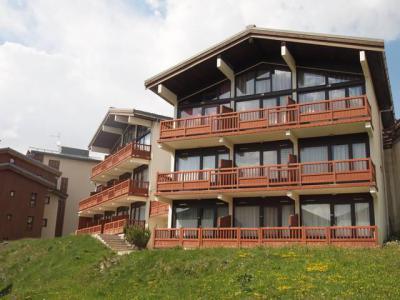 Summer accommodation Les Chalets de la Rosière