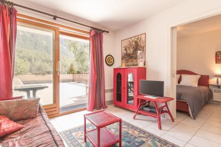 Holiday in mountain resort 2 room apartment cabin 4 people (VIAS02) - Les Chalets de la Source - Montgenèvre - Accommodation