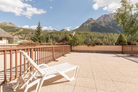 Holiday in mountain resort 2 room apartment cabin 4 people (VIAS02) - Les Chalets de la Source - Montgenèvre