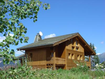 Summer accommodation Les Chalets de la Tania