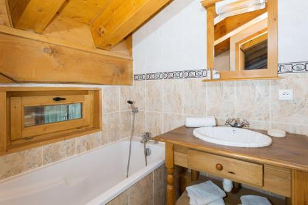 Vacances en montagne Les Chalets De La Tania - La Tania - Salle de bains