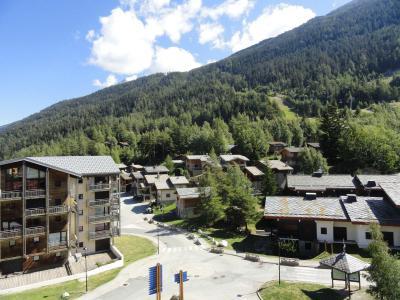 Аренда на лыжном курорте Апартаменты 2 комнат 6 чел. (5205) - Les Chalets de la Vanoise - La Norma - летом под открытым небом