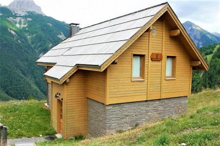 Summer accommodation Les Chalets de Pra Loup 1500