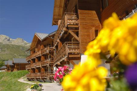 Rental Saint Sorlin d'Arves : Les Chalets de Saint Sorlin summer