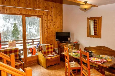 Vacances en montagne Les Chalets de Saint Sorlin - Saint Sorlin d'Arves - Tv