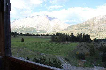 Аренда на лыжном курорте Апартаменты 2 комнат 4 чел. (BL34) - Les Chalets de SuperD Bleuet - Superdévoluy - летом под открытым небом