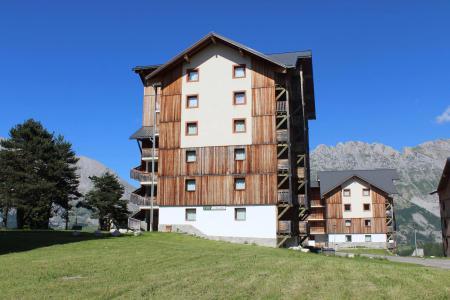 Rent in ski resort Les Chalets de SuperD Fraxinelle - Superdévoluy - Summer outside