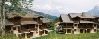 Location au ski Les Chalets De Tete Rousse - Les Marmottes - Saint Gervais - Extérieur été