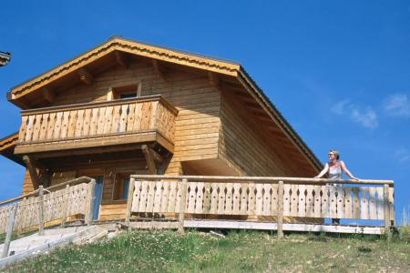 Rental Les Chalets des Alpages summer
