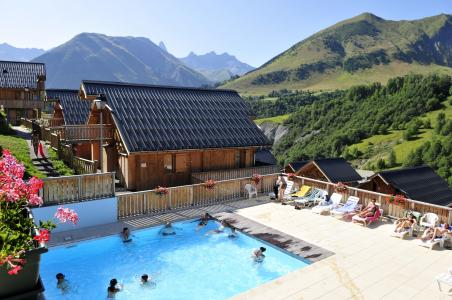 Summer accommodation Les Chalets des Ecourts