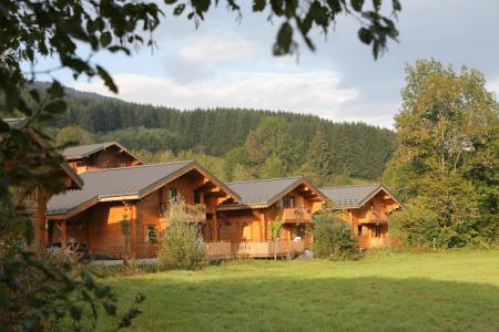 Rent in ski resort Les Chalets du Bois de Champelle - Morillon - Summer outside