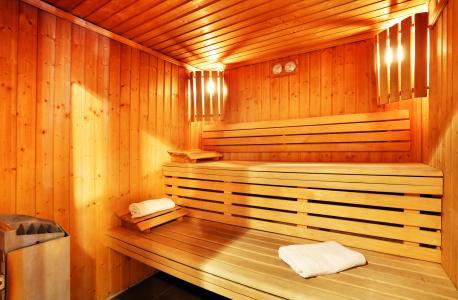 Vacances en montagne Les Chalets du Bois de Champelle - Morillon - Sauna