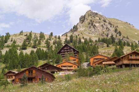 Summer accommodation Les Chalets du Diva