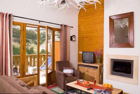 Vacances en montagne Les Chalets du Diva - Isola 2000 - Séjour