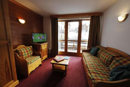 Holiday in mountain resort 2 room apartment 4 people (216) - Les Chalets du Galibier - Valloire - Bed-settee