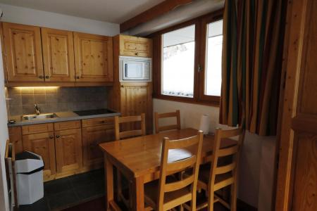 Holiday in mountain resort 2 room apartment 4 people (216) - Les Chalets du Galibier - Valloire - Table