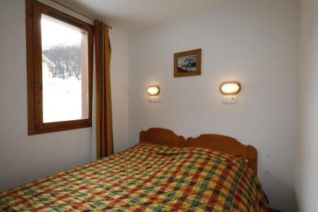 Holiday in mountain resort 2 room apartment 4 people (216) - Les Chalets du Galibier - Valloire - Twin beds