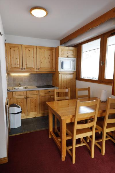 Holiday in mountain resort 2 room apartment 4 people (216) - Les Chalets du Galibier - Valloire