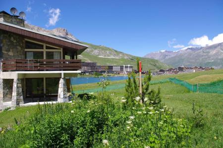 Rental Tignes : Les Chalets du Golf summer