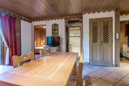 Holiday in mountain resort 3 room apartment 6 people (A02) - Les Chalets du Gypse - Saint Martin de Belleville - Accommodation