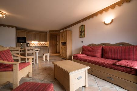 Holiday in mountain resort 3 room apartment 6 people (C09) - Les Chalets du Gypse - Saint Martin de Belleville - Accommodation