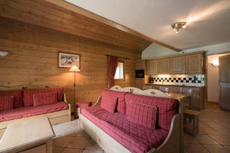 Holiday in mountain resort 4 room apartment 6 people (A03) - Les Chalets du Gypse - Saint Martin de Belleville - Accommodation