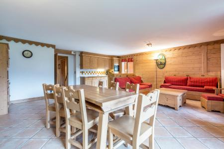 Holiday in mountain resort 4 room apartment 8 people (B02) - Les Chalets du Gypse - Saint Martin de Belleville - Accommodation