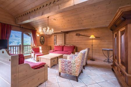 Holiday in mountain resort 4 room apartment 8 people (B03) - Les Chalets du Gypse - Saint Martin de Belleville - Accommodation
