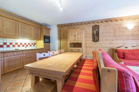 Holiday in mountain resort 4 room apartment 8 people (C05) - Les Chalets du Gypse - Saint Martin de Belleville - Accommodation