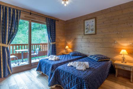 Holiday in mountain resort 4 room apartment 8 people (C06) - Les Chalets du Gypse - Saint Martin de Belleville - Accommodation