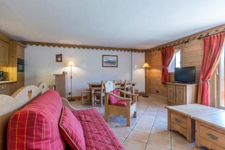 Holiday in mountain resort 4 room apartment 8 people (C08) - Les Chalets du Gypse - Saint Martin de Belleville - Accommodation
