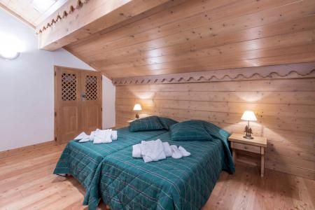 Holiday in mountain resort 5 room apartment 10 people (A08) - Les Chalets du Gypse - Saint Martin de Belleville - Bedroom