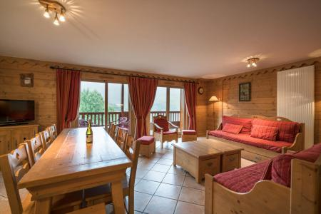 Holiday in mountain resort 5 room apartment 10 people (C17) - Les Chalets du Gypse - Saint Martin de Belleville - Accommodation