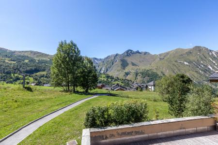 Holiday in mountain resort 4 room apartment 8 people (C05) - Les Chalets du Gypse - Saint Martin de Belleville - Summer outside
