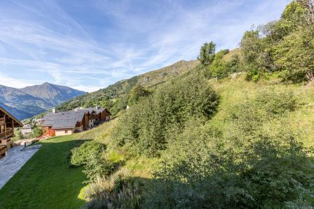 Holiday in mountain resort 3 room apartment 6 people (C12) - Les Chalets du Gypse - Saint Martin de Belleville - Summer outside