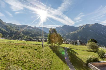 Holiday in mountain resort 3 room apartment 6 people (C14) - Les Chalets du Gypse - Saint Martin de Belleville - Summer outside
