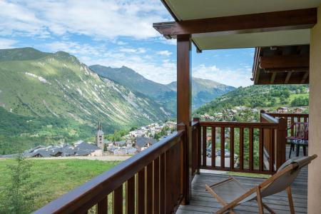 Holiday in mountain resort 4 room apartment 6 people (A03) - Les Chalets du Gypse - Saint Martin de Belleville - Summer outside