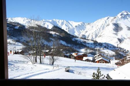 Holiday in mountain resort 4 room apartment 8 people (C06) - Les Chalets du Gypse - Saint Martin de Belleville