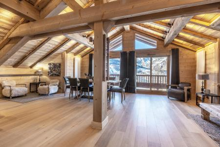 Holiday in mountain resort 3 room apartment 6 people (A02) - Les Chalets du Gypse - Saint Martin de Belleville