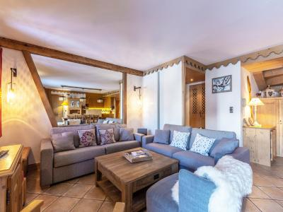 Holiday in mountain resort 6 room apartment 10 people (A09) - Les Chalets du Gypse - Saint Martin de Belleville