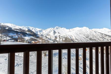 Holiday in mountain resort 4 room apartment 8 people (B03) - Les Chalets du Gypse - Saint Martin de Belleville