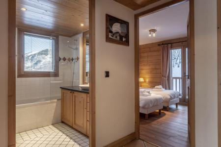 Holiday in mountain resort 4 room apartment 8 people (C02) - Les Chalets du Gypse - Saint Martin de Belleville
