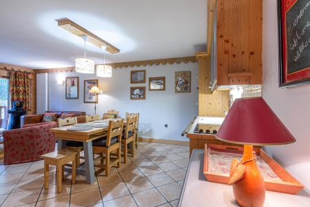 Holiday in mountain resort 3 room apartment 6 people (A06) - Les Chalets du Gypse - Saint Martin de Belleville