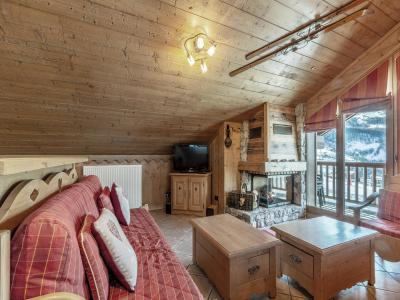 Holiday in mountain resort 4 room apartment 8 people (C11) - Les Chalets du Gypse - Saint Martin de Belleville