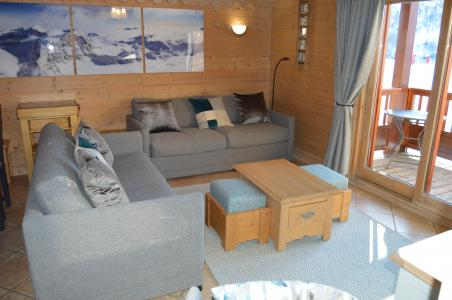Holiday in mountain resort 4 room apartment 8 people (C10) - Les Chalets du Gypse - Saint Martin de Belleville