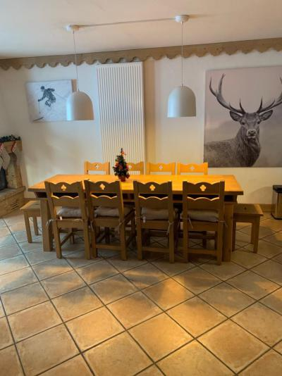 Holiday in mountain resort 5 room apartment 10 people (A08) - Les Chalets du Gypse - Saint Martin de Belleville