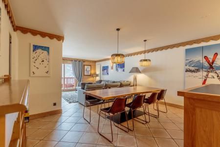 Vacances en montagne Appartement 4 pièces 8 personnes (B01) - Les Chalets du Gypse - Saint Martin de Belleville