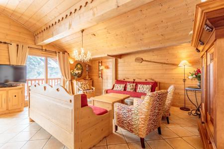Vacances en montagne Appartement 4 pièces 8 personnes (B03) - Les Chalets du Gypse - Saint Martin de Belleville