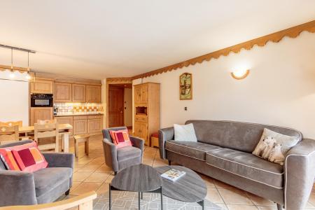 Vacances en montagne Appartement 3 pièces 6 personnes (C09) - Les Chalets du Gypse - Saint Martin de Belleville