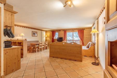 Vacances en montagne Appartement 4 pièces 8 personnes (C08) - Les Chalets du Gypse - Saint Martin de Belleville